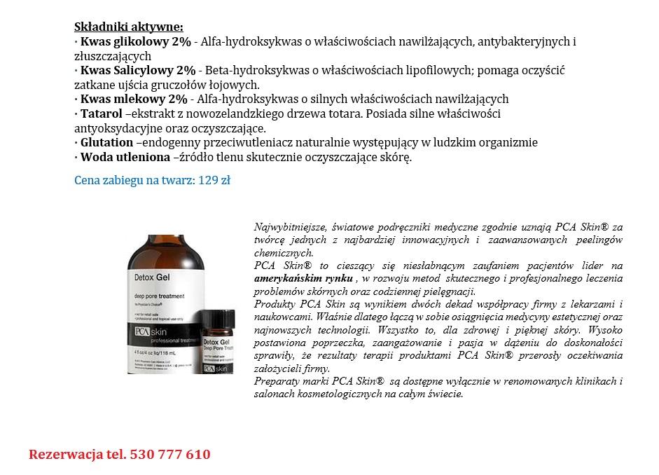 PCA Skin detox 2